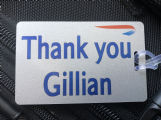 Thank You Gillian *LIMITED EDITION